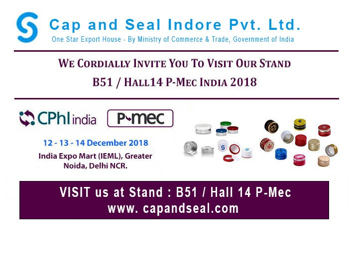 Cap & Seal | Caps and Seal Manufacturer |Exporter from India